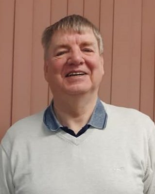 Pastor Cliff Chapman